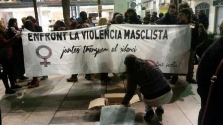 Sin miedo y sin vergüenza, libres de violencia